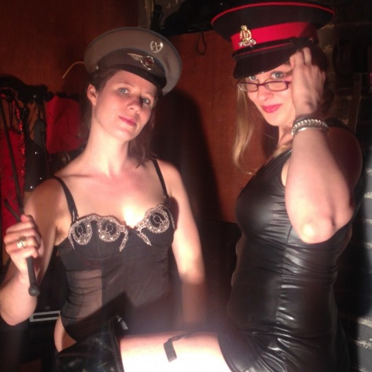 Kidnap Review Mistress Pip and Mistress Pussy Willow